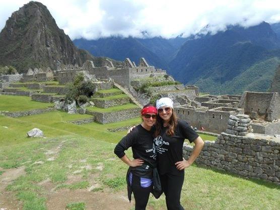 inca trail - llama path