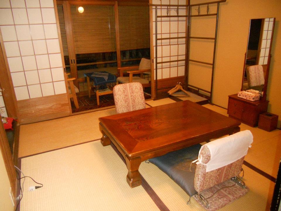 ryokan and onsen