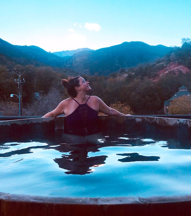 Colorado Hot Springs - Where to Soak in the Rocky Mountain State