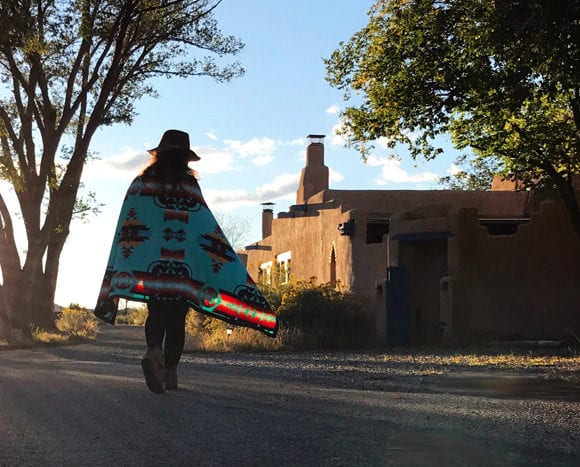 BRB: Gone Glamping in New Mexico