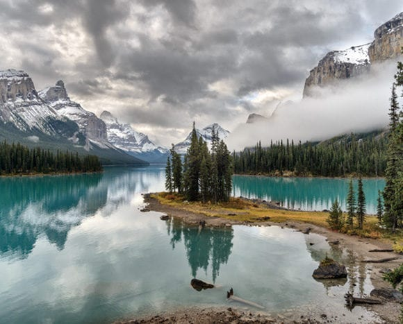 The Ultimate Banff Itinerary – Four Iconic Parks in Five Days (with Map!)