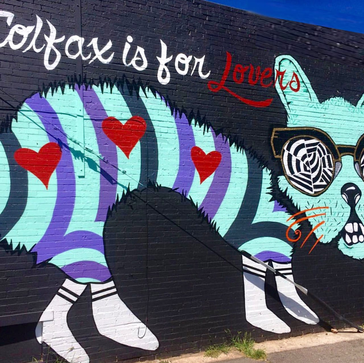 Your Guide To Denver Street Art
