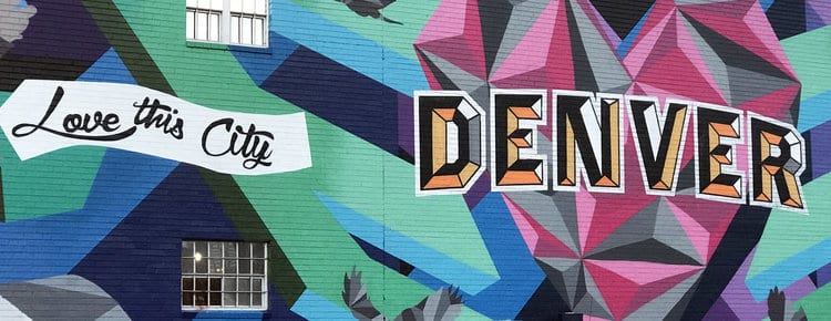 Your Guide To Denver Street Art Where To Find The Best