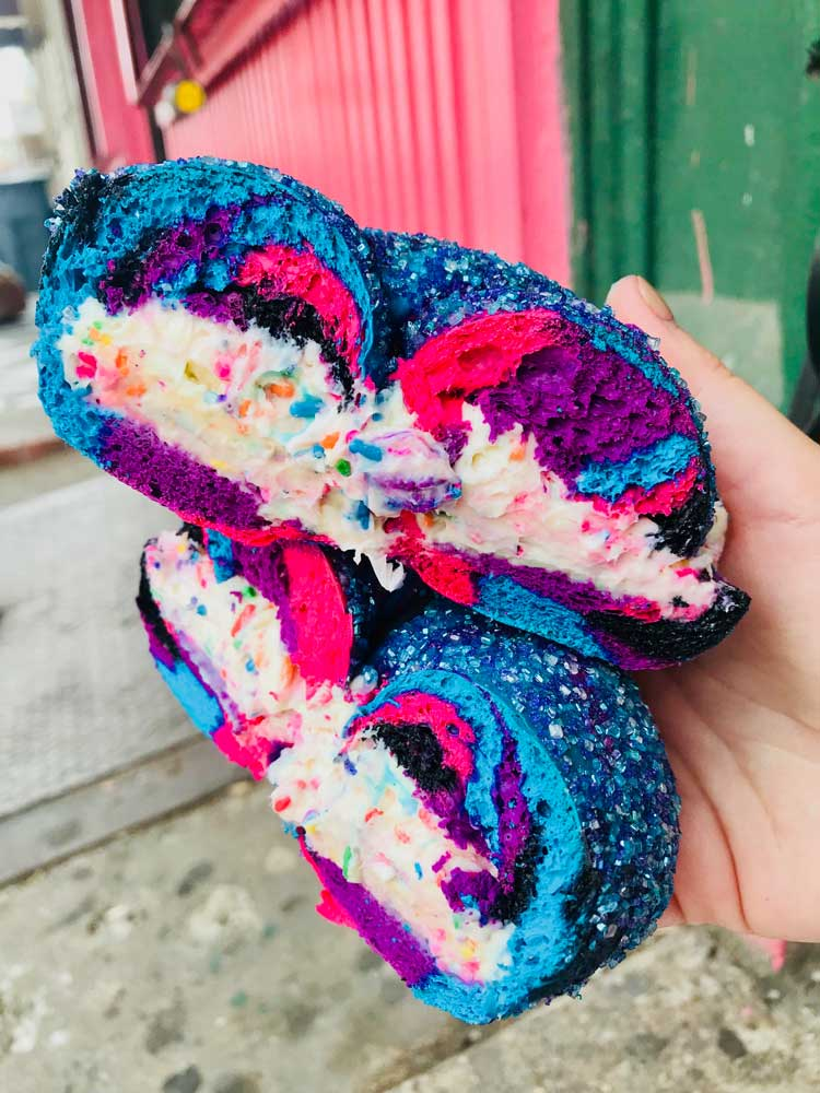 The Most Instagrammable Places in NYC for Rainbow Desserts
