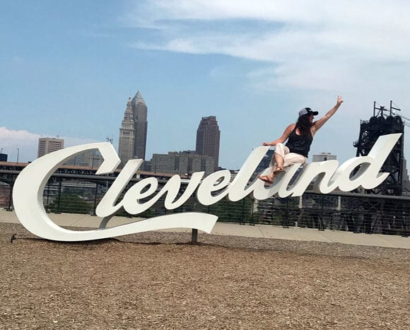 Drew Carey Wasn't Kidding – Cleveland Rocks