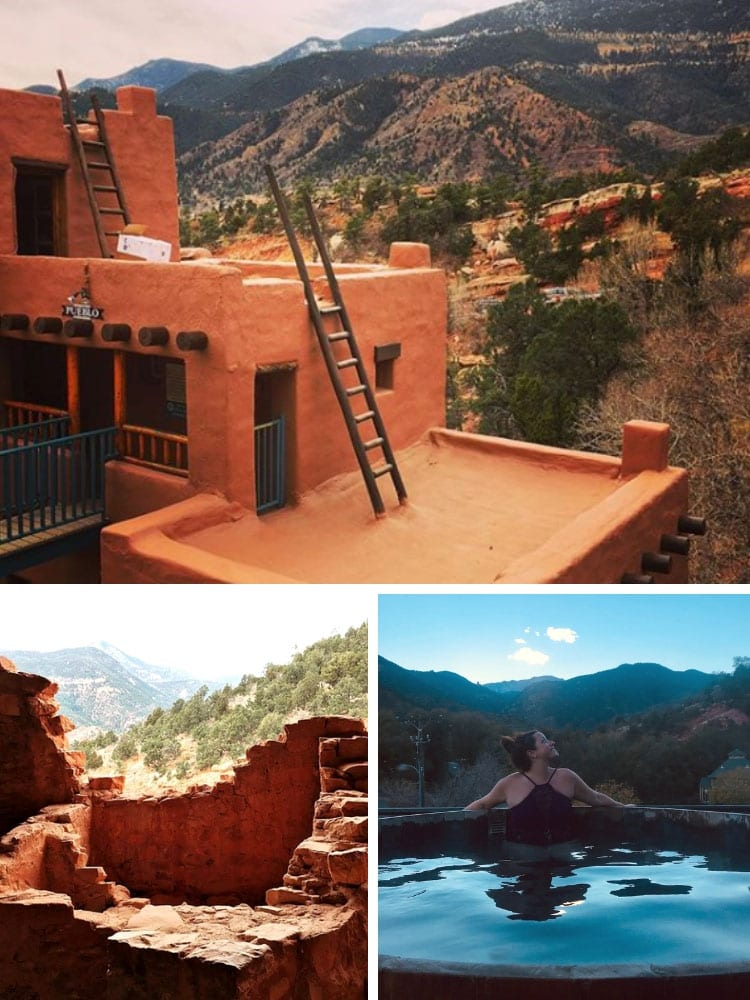 Colorado Springs Restaurants Amp Attractions What To Do In Co Springs The Down Lo