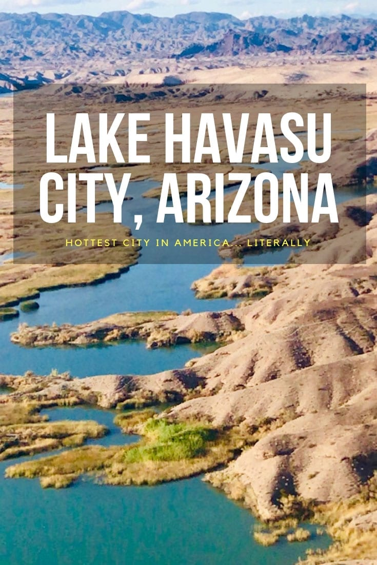 Things to Do in Lake Havasu City and a travel guide for winter adventures in the desert. Lake Havasu isn't just your spring break headquarters, but your holiday one too. Expore Lake Havasu City attractions from boats to the London Bridge and even a fun day trip to Oatman, Arizona to feed the donkeys. #usa #america #adventure #outdoors