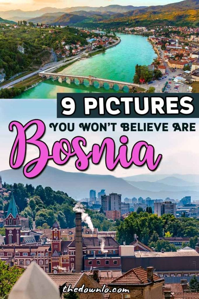 Bosnia and Herzegovina is one of the most underrated travel destinations in Europe for photography. One look at Mostar or Sarajevo and you'll fall in love. Plan your Bosnia holiday today -- it's quite the culture. From the people and nature to the beauty, here's a guide to the best destinations, cities, national parks, and old bridges along with things to do there.