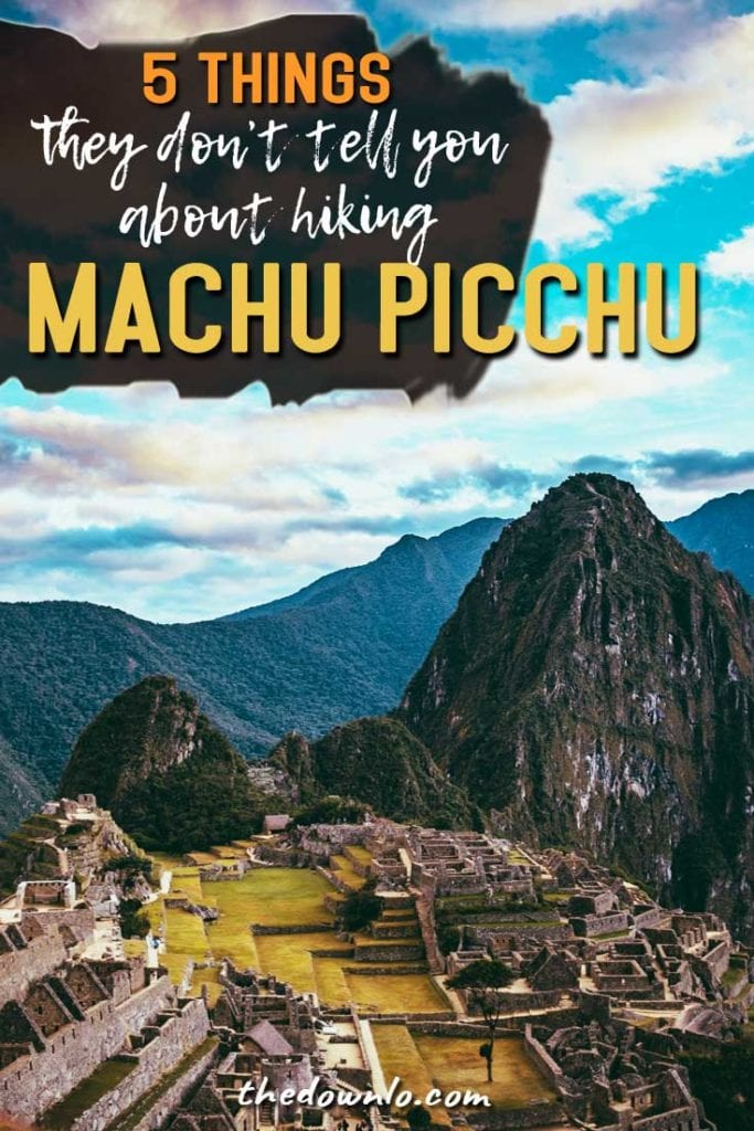 Everything you need to know about travel tips to Machu Picchu, the bucket list hike, photography of the Inca Trail, and pictures of the journey. Don't take the train -- do the history justice and explore Peru right. #machupicchu #hikes #hiking #adventure