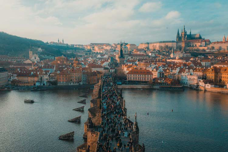 The Perfect Weekend in Prague is Getting Lost in the Right Direction