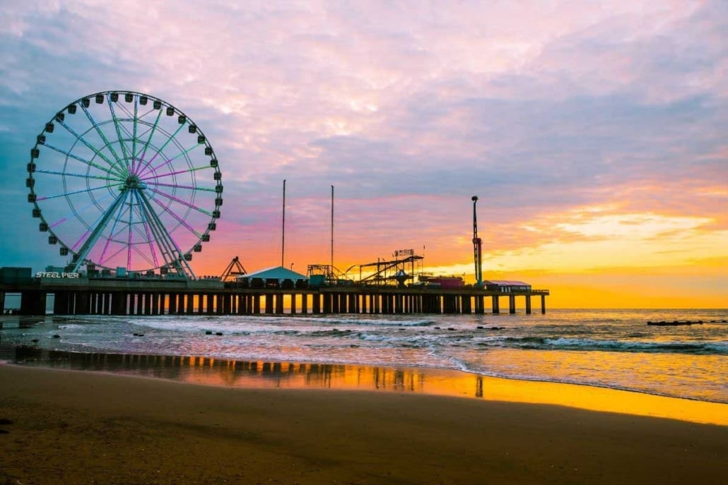 Things to do in Atlantic City from Gambling to the Kid-Friendly Boardwalk